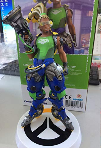 AMrjzr Overwatch toy overwatch statue official Lúcio Lucio figure-1 style-20CM