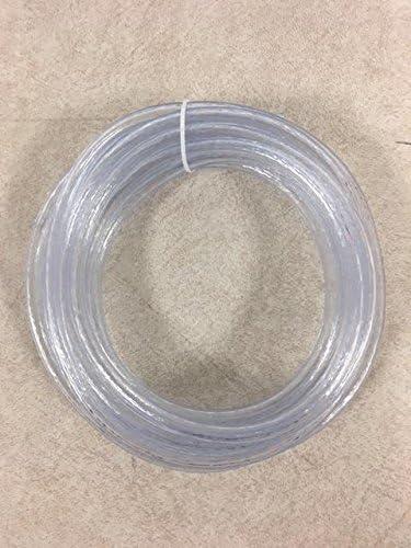 1 4 I D x 3 8 O D PVC Vinyl Tubing 10 feet product image