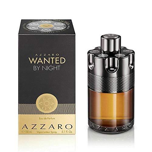 Azzaro 58005 Wanted Bynight Eau de Parfum, 150 ml