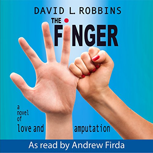 The Finger audiobook cover art