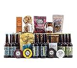 Cesta de cerveza Brewdog Deluxe | cestas de regalo de mimbre