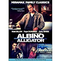 Albino Alligator [DVD]