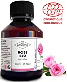 Hydrolat de Rose BIO Cosmétique - MyCosmetik - 100 ml