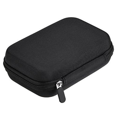 Hipiwe Hard Shell Essential Oil Carrying Case Holds 12 Bottles (Can...