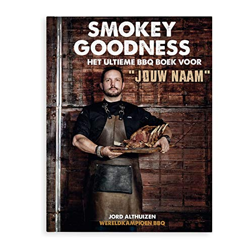 Smokey Goodness BBQ boek - Hardcover
