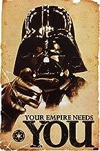 Buyartforless Star Wars - Empire Needs You Poster 24 x 36in