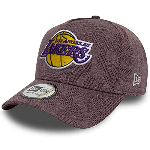 A NEW ERA Era Engineered Plus Team Baseball Cap (Los Angeles Lakers)