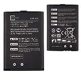 KTR-003 - Batería de repuesto compatible con New Nintendo 3DS N3DS (1400 mAh)