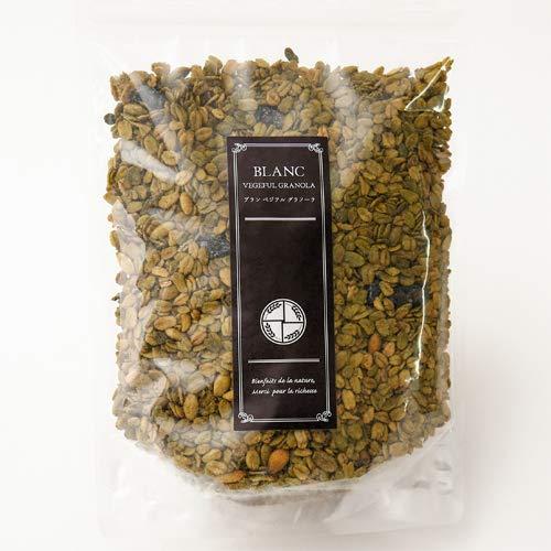 抹茶と丹波黒豆のグラノーラLLサイズ【着色料 香料 防腐剤無添加/国内生産/白砂糖不使用】