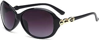 """""""N/A"""" - Gafas De Sol Polarizadas Negras Tendencia De La Moda Personalidad Salvaje Retro UV Gafas De Sol Simples Polarizador"""