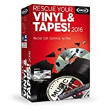 MAGIX Rescue Your Vinyl & Tapes! 2016