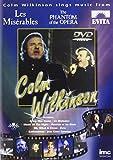 Colm Wilkinson - Sings Hits from Les Miserables, Phantom of the Opera, Evita & Jesus Christ Superstar [Reino Unido] [DVD]
