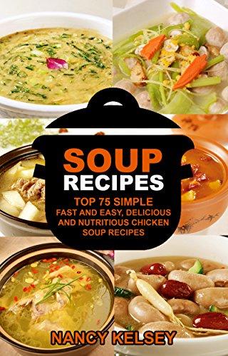 Soups Recipes by Nancy Kelsey ebook deal