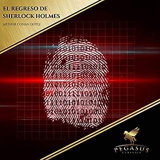 El Regreso de Sherlock Holmes audiobook cover art
