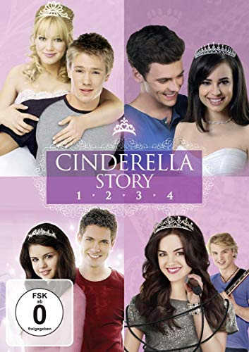 Cinderella Story 1-4 [4 DVDs]