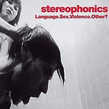 Language. Sex. Violence. Other? (Live)