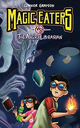 Magic Eaters vs. The Angry Librarian
