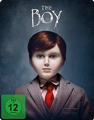 The Boy - Steelbook [Blu-ray]