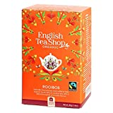 English Tea Shop Organic Rooibos - 1 x 20 Sachets