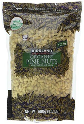 Kirkland Signature Organic Pine Nuts, 680 g