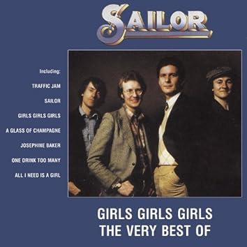 Girls Girls Girls - The Very Best Of Sailor