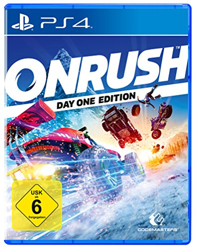 Onrush Day One Edition [PlayStation 4]