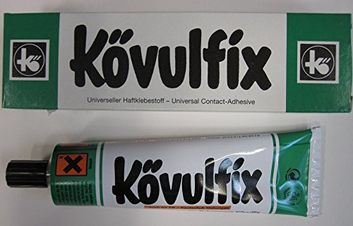 Kövulfix 90g Universal Leather Glue Adhesive