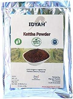 IDYAH Organically Cultivated Katha Powder (400g)