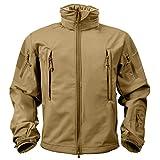 Rothco (ロスコ) 特殊部隊 ジャケット 柔らかい表地 L ブラウン