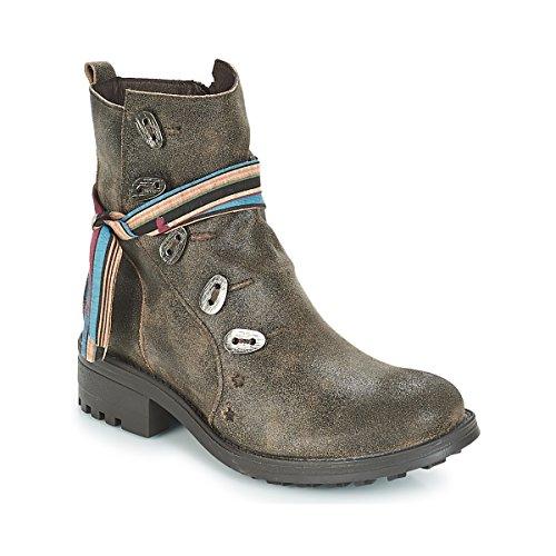 Felmini Noumerat Stiefelletten/Boots Damen Braun - 41 - Boots Shoes