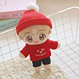 DEOCK MARKET 20cm Doll Clothes for Kpop Idol -...