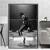Popmusiker König Star Michael Jackson Leinwand Malerei