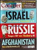 COURRIER INTERNATIONAL [No 579] du 06/12/2001 - MAGIE - GUERRES - SYMBOLES - LE SEIGNEURS DES ANNEAUX SUR LES ECRANS - ECONOMIE - FINI LA RECESSION - DEBAT - ETHIQUE DU CLONAGE - VOYAGE - A CHEVAL CHEZ LES MAYAS - ISRAEL - LA FIN POLITIQUE DE YASSER ARAFAT - RUSSIE - VERS L'OCCIDENT - AFGHANISTAN - BONN.