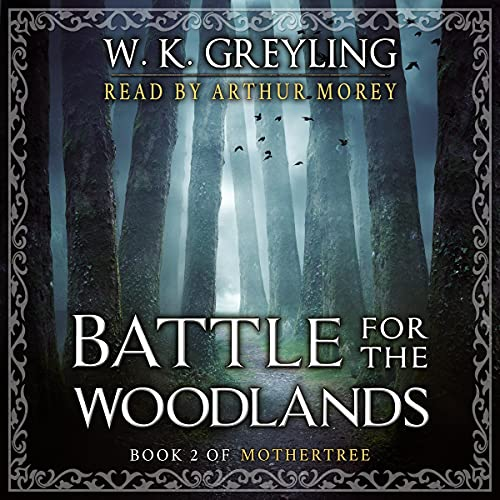 Battle for the Woodlands cover art