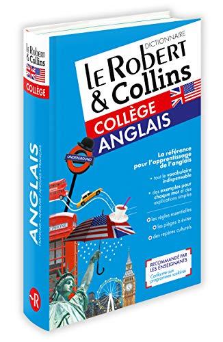 Dictionnaire Le Robert & Collins Collège Anglais - Nouvelle Édition