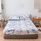 Ropa de cama de la familia del fósforo, sábana, cubierta protectora de los sueños, cubierta de cama, cubierta del colchón, cubierta del polvo (solo sábana)