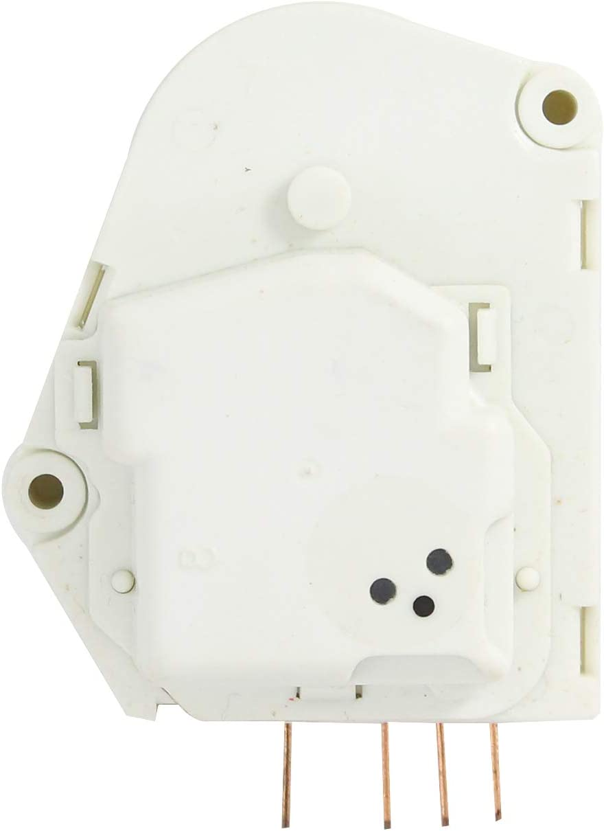 Compatible with 241809401 241809402 Defrost Timer 215846604 Refrigerator Defrost Timer Replacement for Frigidaire CFHT1843PS2 Refrigerator