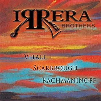 Vitali, Scarbrough, Rachmaninoff