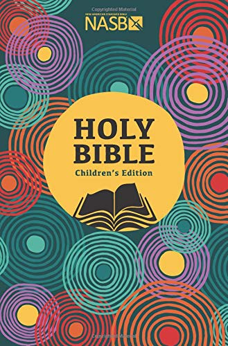 Compare Textbook Prices for NASB Children's Edition 1st Edition ISBN 9781937212353 by NASB Bibles by Steadfast Bibles,Graham Kennedy,Graham Kennedy