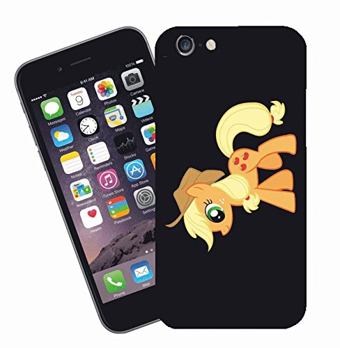 Eclipse Gift Ideas My Little Pony, Applejack - This Cover Will Fit Apple Model iPhone 7 (Not 7 Plus) - By