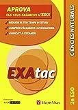 Exatac 2 ESO. Ciències Naturals (Exatac. Català) - 9788431657512