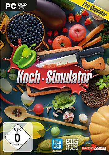 Koch-Simulator. Für Windows 7/8/10 (64-Bit)