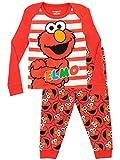 Photo de Sesame Street - Ensemble De Pyjamas - Elmo - Fille - 2 a 3 Ans