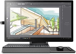 "Lenovo Yoga A940-27 AIO - 27"" Touch 4K UHD - i7-8700 - 16GB - 1TB HDD+256GB SSD - Gray (Renewed)"
