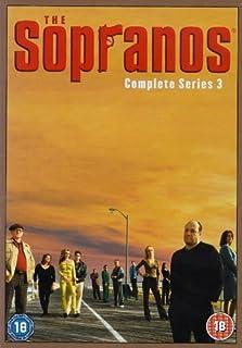 Sopranos - Season 3 (4 Dvd) [Edizione: Regno Unito] [Italia]