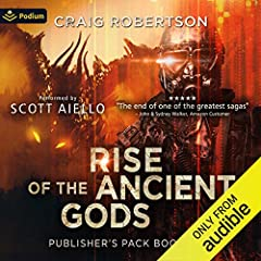 Rise of the Ancient Gods: Publisher's Pack 3