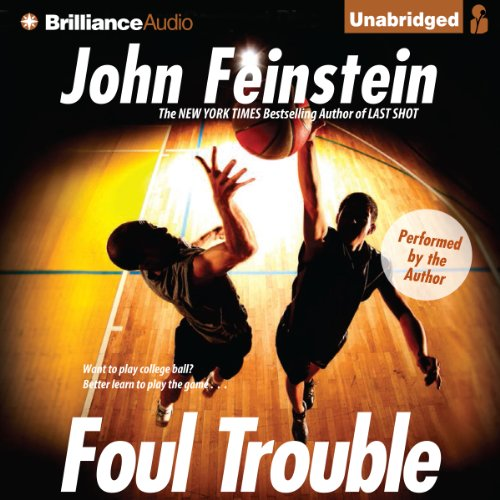 Foul Trouble audiobook cover art