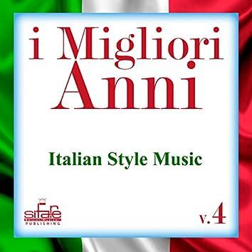I migliori anni, Vol. 4 (Italian Style Music Instrumental)