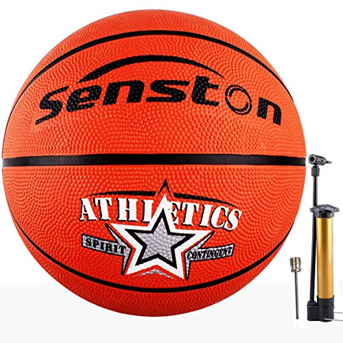 Senston Basketball Kinder Größe 5 Arena Training Anfänger Basketbälle