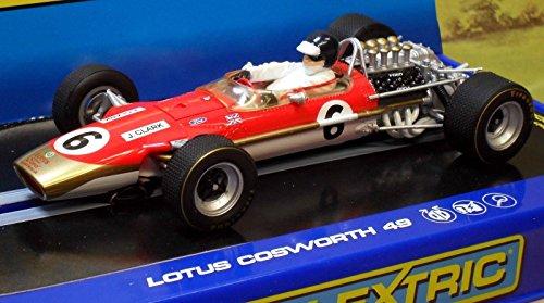 Scalextric - SCA3311 - Véhicule Miniature et Circuit - Lotus Cosworth 49